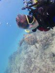 ハワイでファミリーダイビング