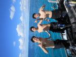 ハワイで卒業旅行